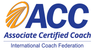 ICF Associate Certified Coach logo